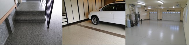 Commercial and Residential Custom Concrete Coatings in Portland, Oregon